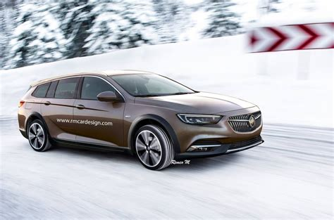 buick opel wagon insignia sports tourer foreshadows regal wagon gm authority