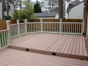 composite deck builders virginia acdecks