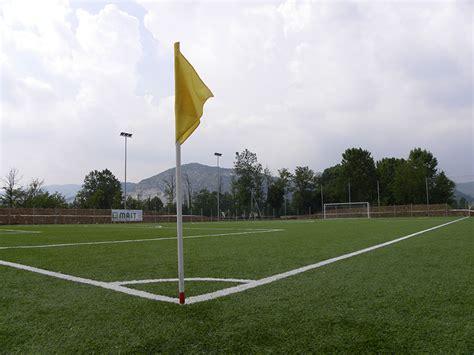 illuminazione ci da calcio realizzazione ci da gioco in erba sintetica a brescia