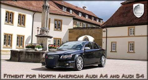 Audi Aftermarket Tuning by Body Kits Styling Audi A4 B7 8e Aftermarket Tuning