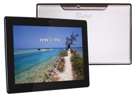 Tablet Zyrex zyrex onepad sm742 tablet dual harga terjangkau