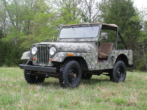 Aiken Jeep Kaiser Willys Jeep Of The Week 274