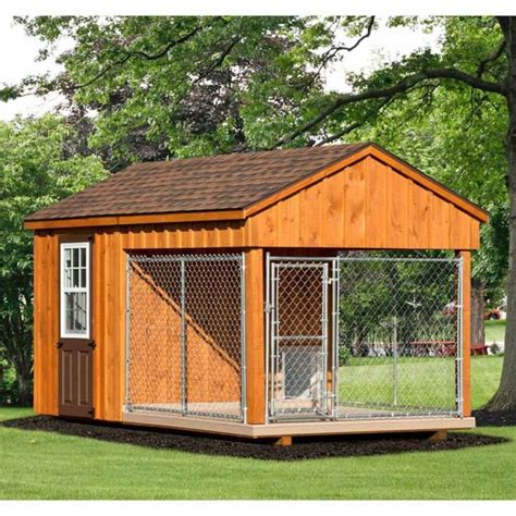 amish dog houses for sale 8 x 14 ft amish made dog kennel with feed room amish dog kennels and dogs