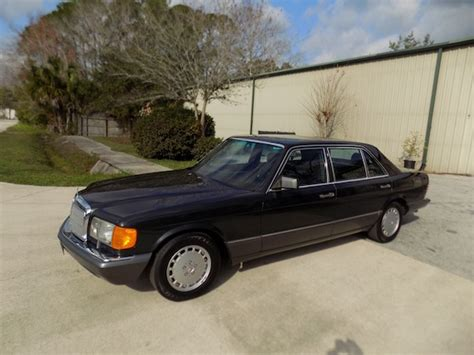 1989 Mercedes 560sel by 1989 Mercedes 560sel German Cars For Sale
