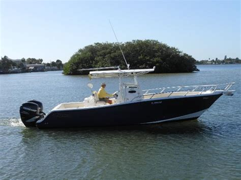 mako 284 center console 2007 used boat for sale in st - Mako 284 Center Console Boats
