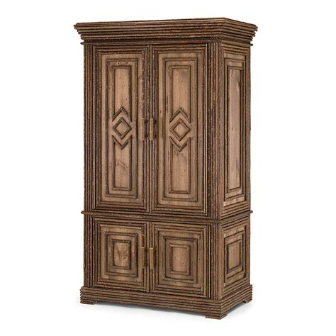 rustic armoir rustic armoire la lune collection