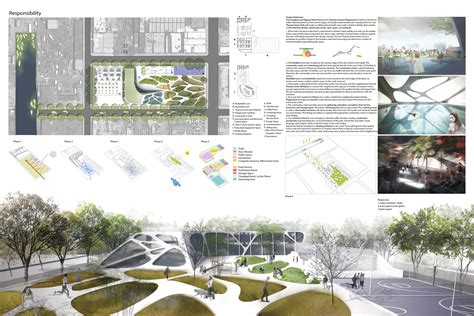 architecture design sheet layout design focus landscape architecture and construction