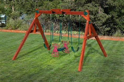 wooden swing sets dallas backyard wooden swing sets texas made swing