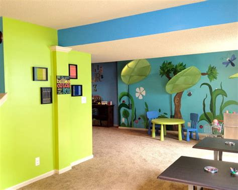 eco healthy  organic  home childcare space