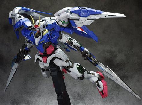Pg 00 Raiser Gundam Bandai gundam enthusiasts 00 raiser 1 60 pg