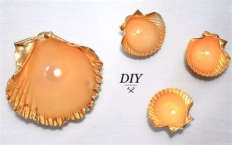 what is diy diy seashell candles youtube