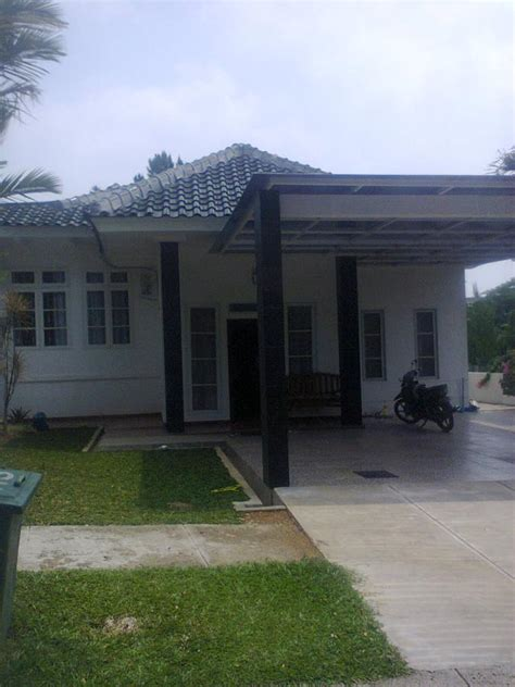 villa disewakan villa minimalis 4 kamar tidur di kota