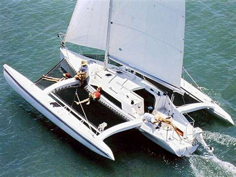 trimaran upwind performance corsair 31 upwind performance off the beach boats