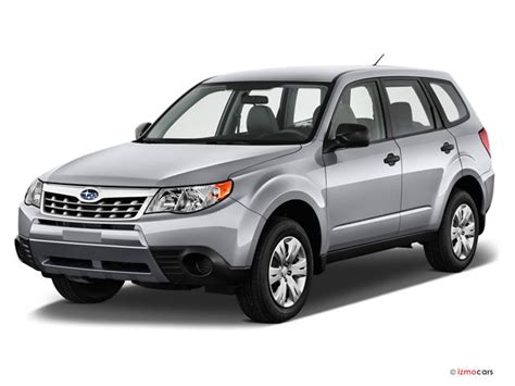 best car repair manuals 2010 subaru forester head up display 2012 subaru forester prices reviews and pictures u s news world report