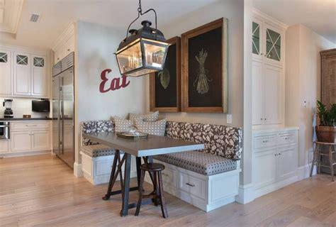 Beau Creer Une Chambre Dans Un Salon #7: Cuisine-coin-repas-banquette-1.jpg
