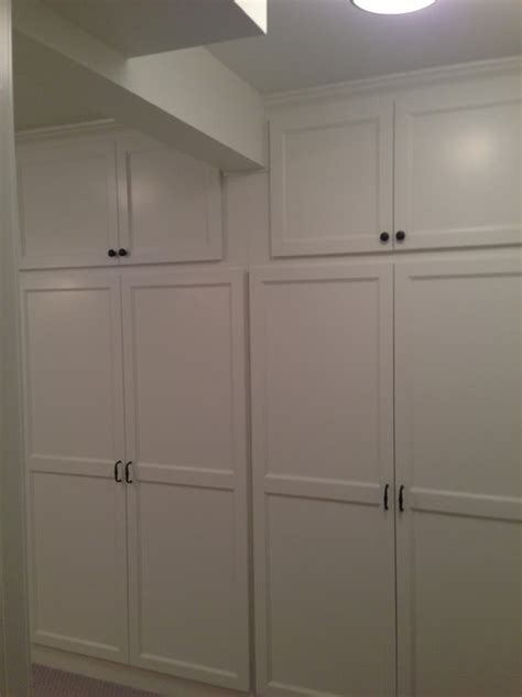 basement storage cabinets basement remodel adding more storage in a small space