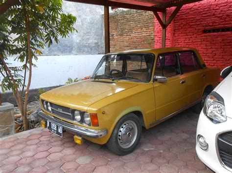 lapak sedan klasik dijual fiat    pasuran