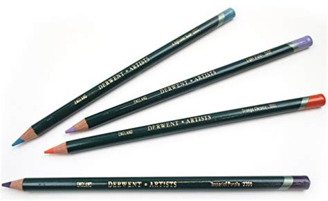 Derwent Colorsoft Coloured Pencil 36 Warna derwent artists colored pencils 4mm metal tin 36