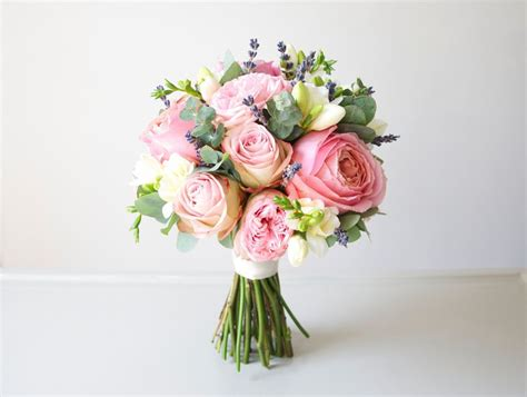 Pink Wedding Flower Bouquets by 2015 Wedding Flowers Colour Trends And