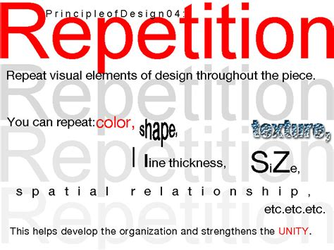 unit 1 design principles munromedia
