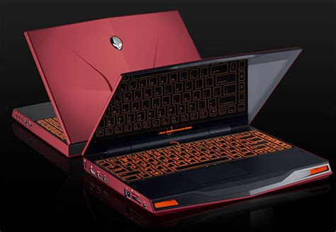 Laptop Alienware M14xr3 dell unleashes alienware m18x m14x m11x r3 gaming laptops laptoping windows laptop