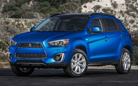 mitsubishi outlander sport 2016 blue new 2015 2016 mitsubishi outlander sport for sale cargurus