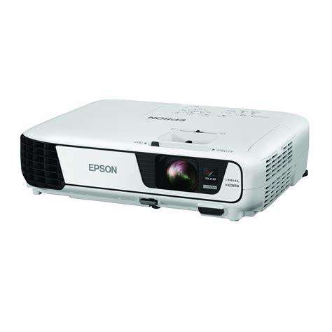 Projector Epson Eb W31 Epson Eb W31 3lcd 3200 Lumens 1280 X 800 16 10 Projector