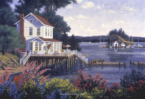 Deer Harbor Cottages by Quot Deer Harbor In Quot Randy Beek Beautiful
