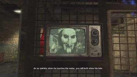 saw room saw the videogame the utility room