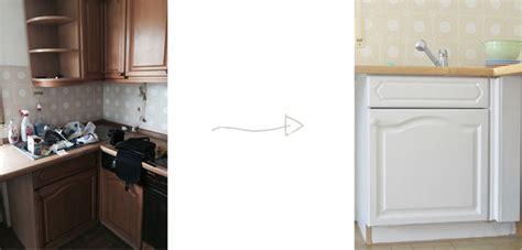 küchenfronten streichen vorher nachher idee k 252 chenschrank lackieren