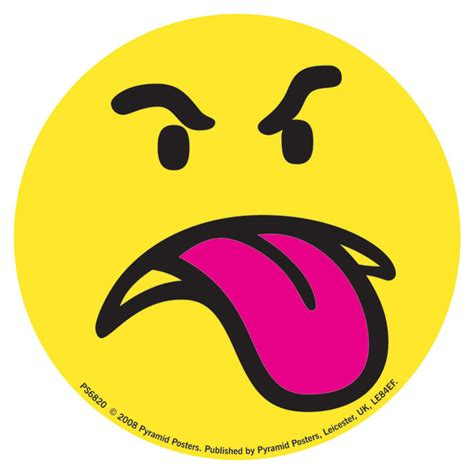 Sticker Smileys by Smiley Raspberry Sticker Sold At Europosters