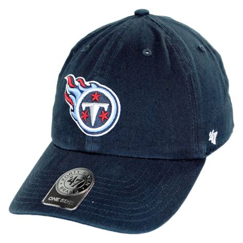 47 brand tennessee nfl clean up strapback baseball