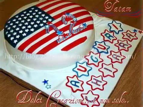 kuchen amerika flagge american flag cake le torte di tatam