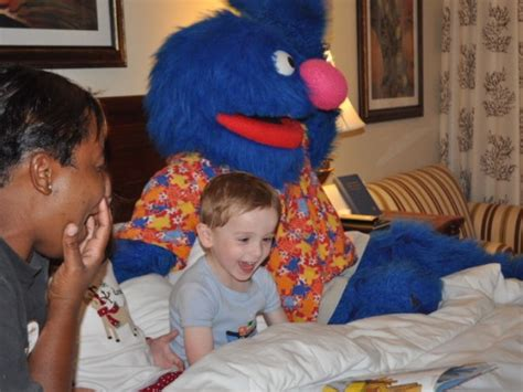 tuck into bed a memory of a lifetime getting tucked into bed by grover