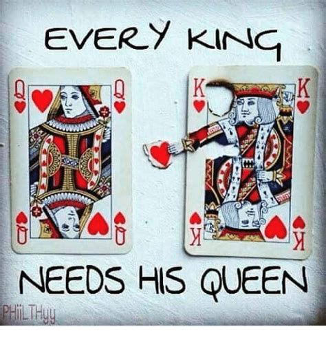 King And Queen Memes - every king needs his queen meme on sizzle