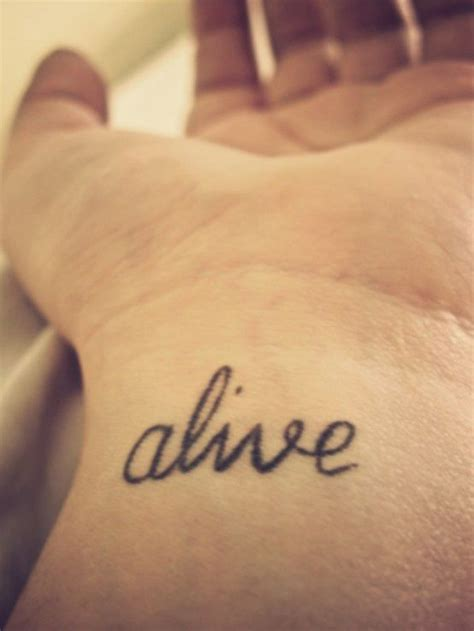 wrist tattoo ideas words 40 inspiring one word ideas tattoos x