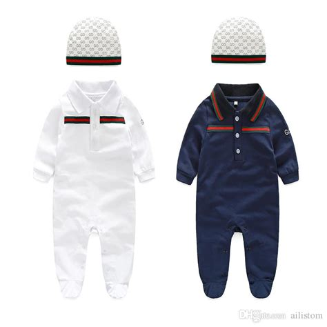 2017 baby clothing set cotton newborn baby romper for boy