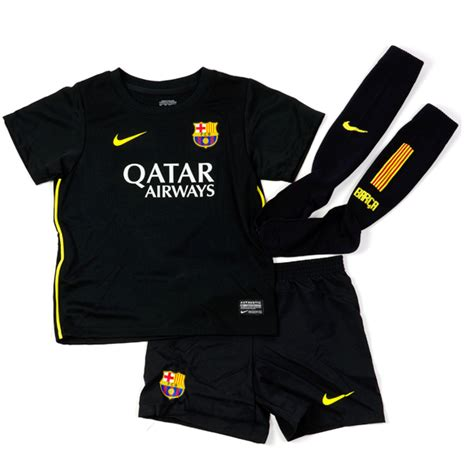 Jersey Kid Barcelona 3rd 13 14 barcelona 3rd jersey shirt whole kit shorts shirt barcelona