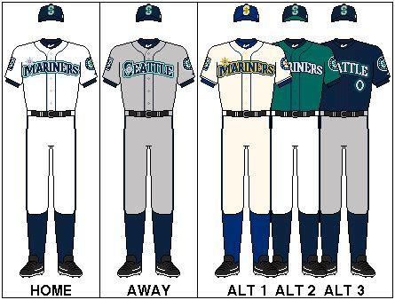 seattle mariners colors seattle mariners wikiwand