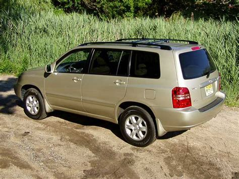 toyota highlander parts 2003 toyota highlander photo gallery carparts