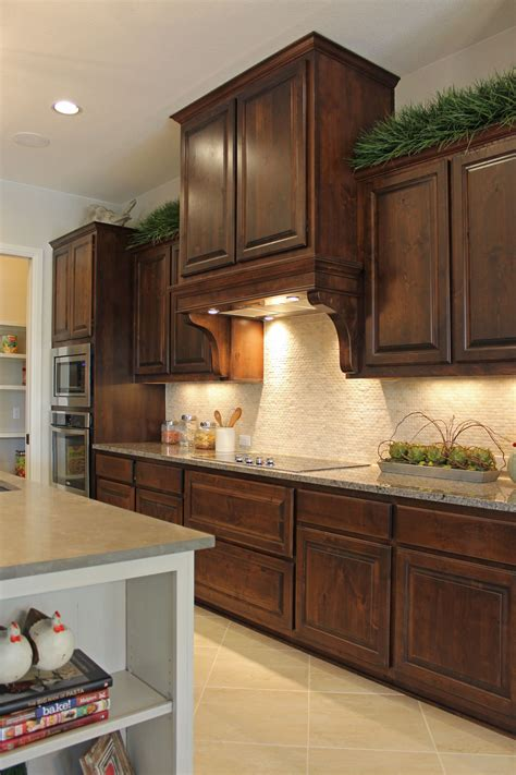 burrows cabinets kitchen cabinets in stained knotty alder