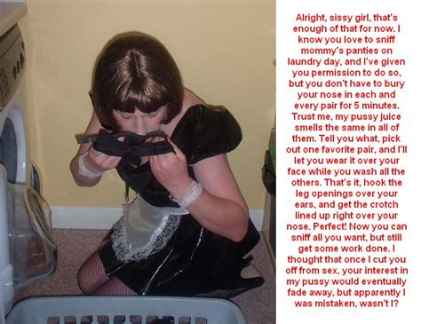 mother in law feminized sissy captions july 2010