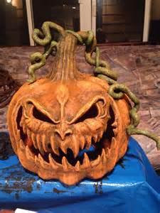 Papier Mache Halloween Decorations Pin By Kim Polk On Ikim Polks Paper M 226 Ch 233 Pumpkin Pinterest