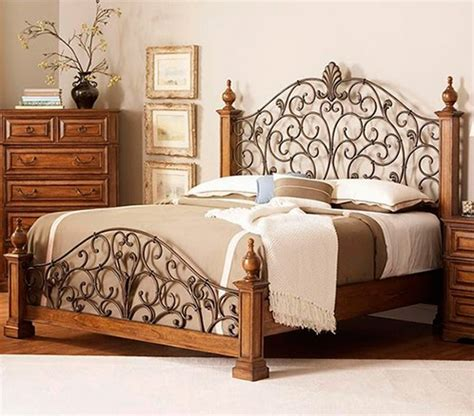 Wrought Iron Bed Headboards by Wrought Iron Headboard Lattice Wrought Iron Headboard
