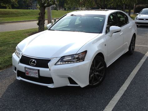 white lexus 2013 2013 gs350 f sport white cabernet club lexus forums
