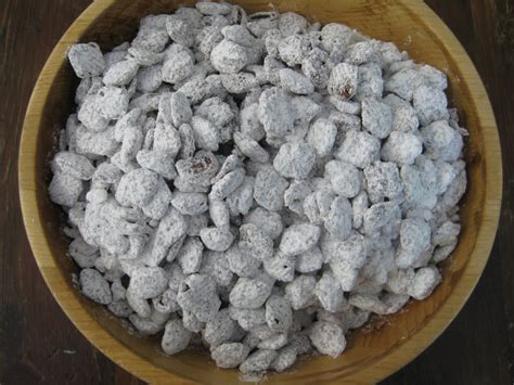 puppy chow recipe crispix nutella puppy chow chella s common cents