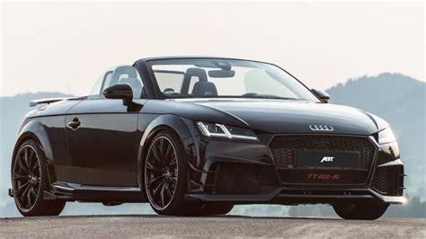 2019 Audi Tt Rs by Audi Tt 2019 Detailed Look All New Audi 2019 Tt Rs