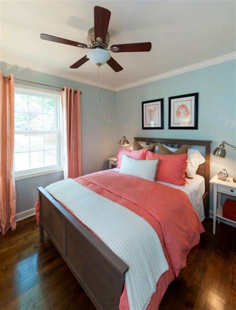 coral bedroom ideas inspiring grey blue bedroom color schemes with best 25
