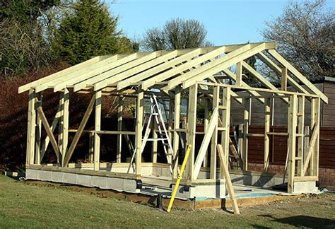 how to build own house building your own workshop part 1