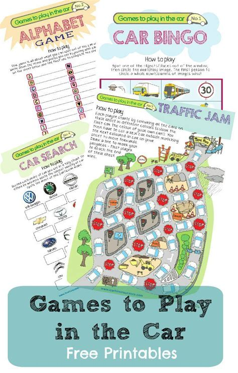printable toddler travel games 10 airplane and car travel games for kids